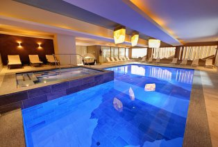 Luxusaufenthalt mit Wellness und ¾-Pension in Südtirol (IT)