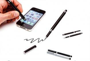 Set de 4 stylets pour smartphone et tablette