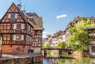 Découvrez la magnifique ville de Strasbourg