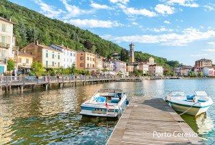 Entdecken Sie die schönsten norditalienischen Seen bei einem Aufenthalt in einem 4-Sterne-Hotel