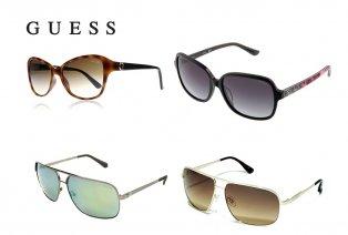 Zonnebrillen van topmerk Guess