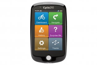 Système de navigation pour vélo Mio Cyclo 210