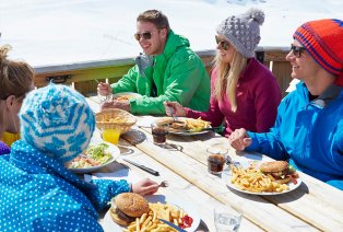 Vacances de sports d´hiver (7 n.) all inclusive dans la station de ski Les Menuires (FR)