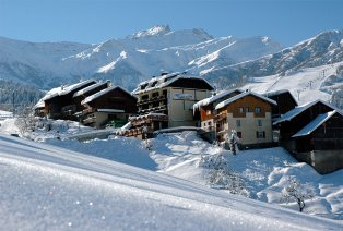 All inclusive short- of midweekski Valmorel incl. vervoer