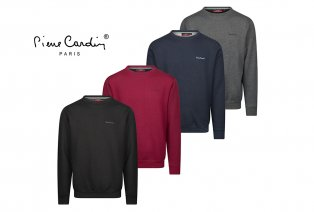 Pull homme à col rond