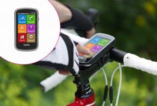 Système de navigation pour vélo Mio Cyclo 405