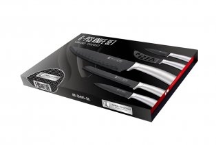 6-teiliges Messerset
