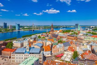 Citytrip à Riga (3 n.)