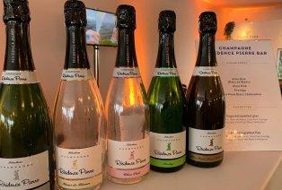 Champagne en wijn voor de feestdagen van Residence Pierre