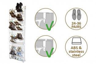 Handig schoenenrek