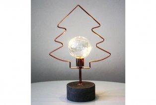 Kerstsfeerlamp