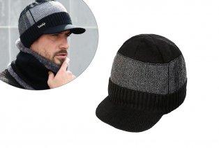 Bonnet casquette chaud