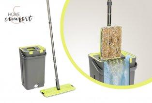 Kit de nettoyage avec serpillère