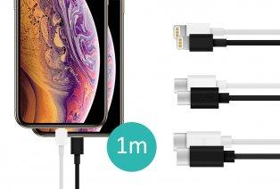 1 meter lange USB-kabel