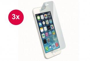 3er-Set Displayschutzfolien für Smartphone oder Tablet