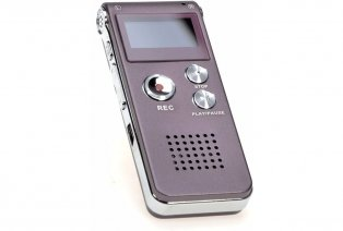Digitale voicerecorder