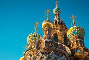 Voyage à Moscou et Saint-Pétersbourg (8 jours)