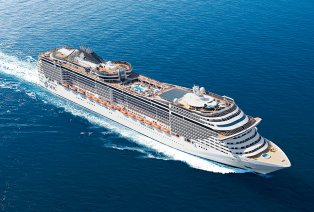 Middellandse Zee cruise (7 n.)