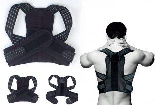 Soutien dorsal correcteur de posture