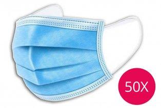 50 mondmaskers