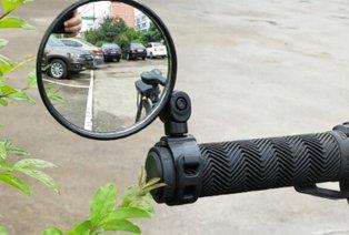 Achteruitkijkspiegel voor je fiets