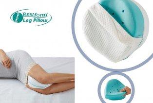 Coussin pour genoux ergonomique