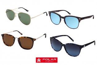 Polar zonnebrillen