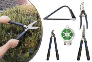 Kit de 5 outils de jardin