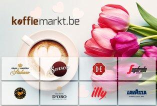 GRATIS waardebon voor Koffiemarkt.be