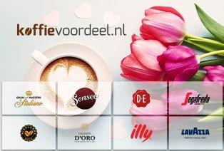 GRATIS waardebon voor Koffievoordeel.nl