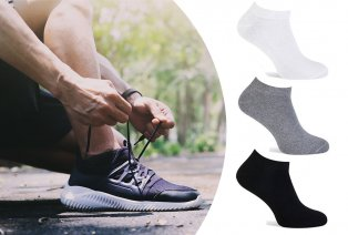 Calcetines tobilleros de Pierre Cardin