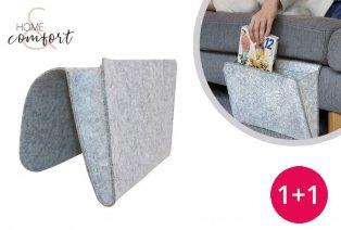 Caja de almacenamiento para el borde de la cama 1 + 1 GRATIS