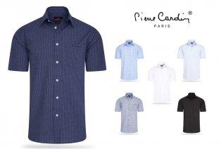 Chemises d'été Pierre Cardin à manches courtes