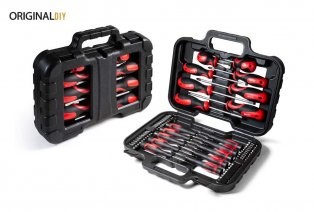 58-piece screwdriver set