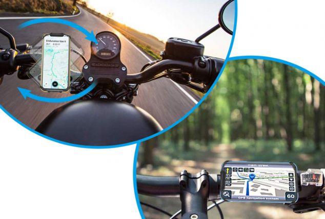 Smartphone Halterung für das Fahrrad Outspot