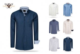 Chemise homme Cappuccino