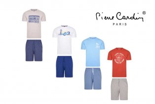 T-shirt e Shorts Pierre Cardin