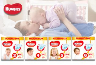 Couches de Huggies