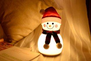 LED-sneeuwpop