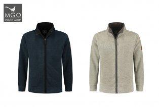 Fleece vest voor heren