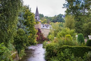 Vier-Sterne-Residenz in den belgischen Ardennen