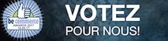 Votez pour nous!